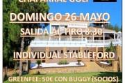(Español) Próximo torneo ranking 2019