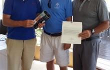 Entrega de premios El Paraíso Golf