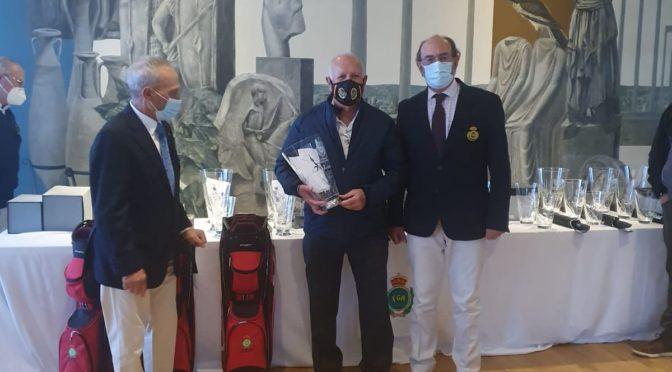 Campeón supersenior de Andalucía